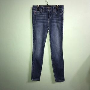 Joe's Jeans Vixen Sassy Skinny Ankle 27 Japanese